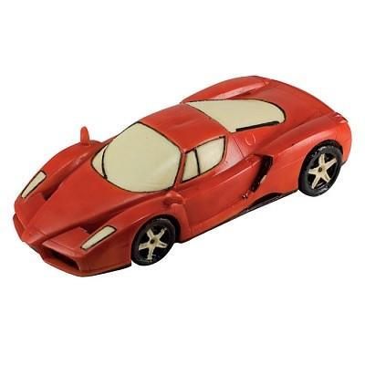 Шоколадный автомобиль Феррари (красный)