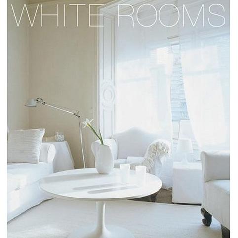 Комнаты в белых тонах