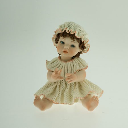 Фарфоровая статуэтка Adelina