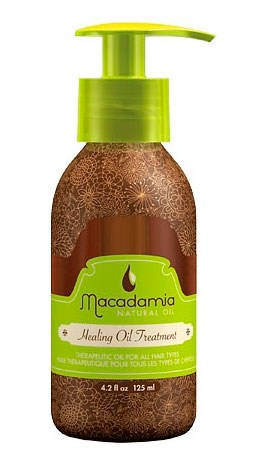 Уход с маслом арганы и макадамии Macadamia Natural Оil