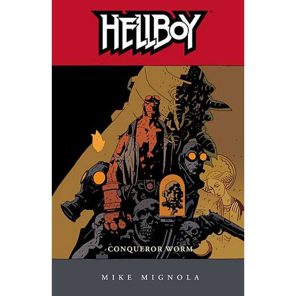 Комикс «Hellboy»
