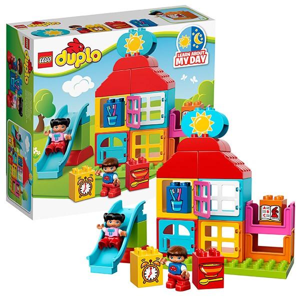 Конструктор Lego Duplo Мой первый игровой домик