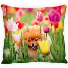 Подушка антистресс В цветах