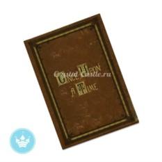 Обложка на паспорт Однажды в сказке