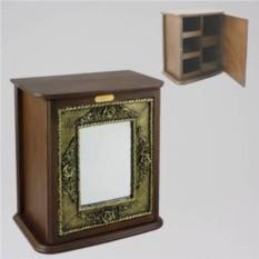 Настенный шкафчик для мелочей Флер Де Роз