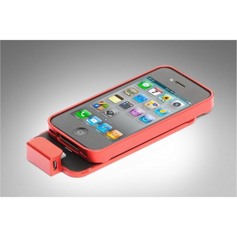 Аккумулятор с бампером ELARI для iPhone 4/4S