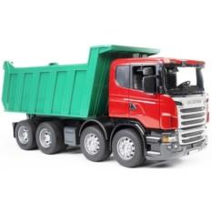 Игрушка Самосвал Scania