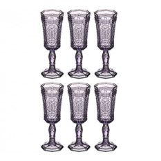 Наборы стаканов для шампанского Аmethyst