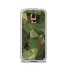 Силиконовый чехол для Samsung Galaxy S5 mini Камуфляж