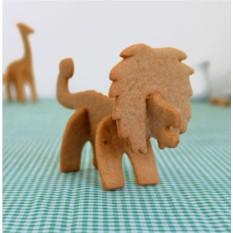 Форма для печенья Лев 3D Lion