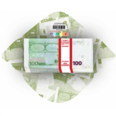 Конверт для купюр 100 Евро