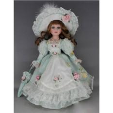 Фарфоровая кукла Натали