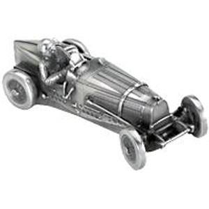 Скульптура-автомобиль Bugatti 59 Dreyfus
