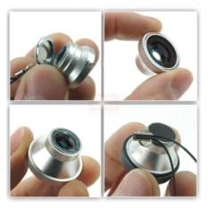 Линза для мобильных устройств Fish Eye