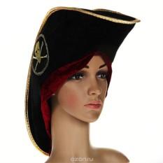 Маскарадная шляпа Пират
