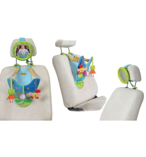 Развивающий центр для автомобиля c зеркалом, Taf Toys