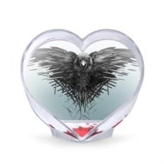 Сувенир Сердце Ворон