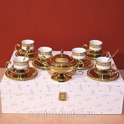 Кофейный набор, 7 предметов