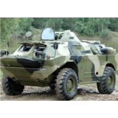 Миссия «Бронетехника: разведчики» (БРДМ, стрельба)