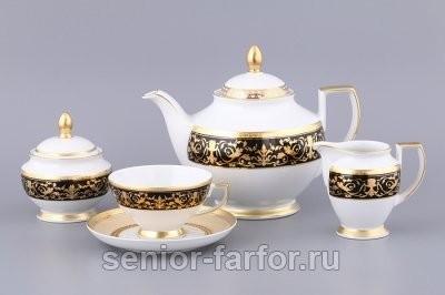 Чайный сервиз Falkenporzellan Гармония на 6 персон