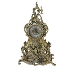 Каминные часы Долфин