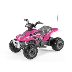 Детский электромобиль Bearcat Pink от Peg-Perego