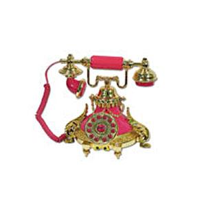 Ретро телефон декоративный. Принцесса.