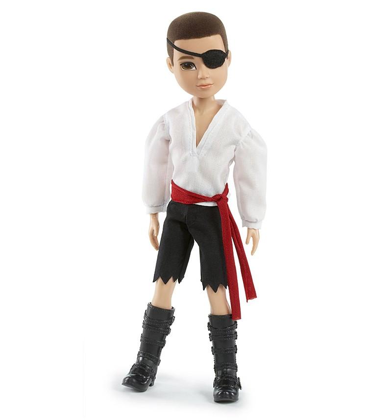 Кукла Moxie Пират Джексон маскарад