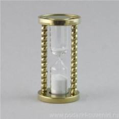 Бронзовые песочные часы Alberti Livio