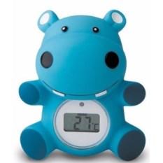 Универсальный термометр-игрушка для ванны Maman Бегемотик