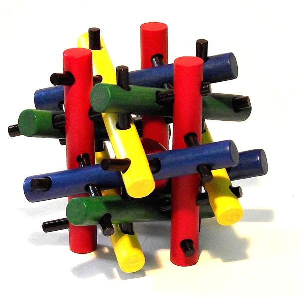 Головоломка деревянная (К49)