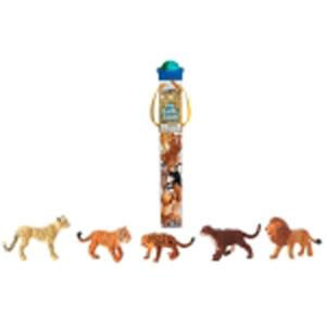 Фигурки «Львы, тигры, леопарды»