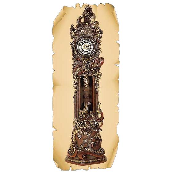 Часы напольные Capriccio