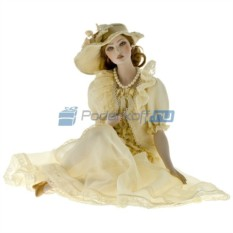 Фарфоровая кукла Margherita