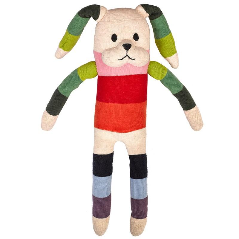 Игрушка вязаная Rabbit Mix Stripe