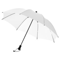 Белый зонт-трость