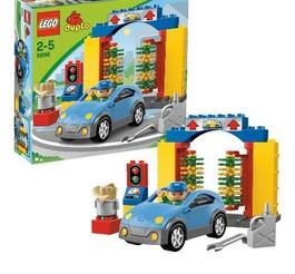Игрушка Автомойка Lego