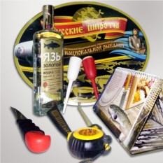 Подарочный набор «Антисанкции. Русские шпроты»
