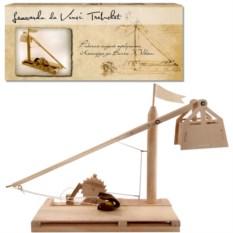 Сборная деревянная модель «Требушет»