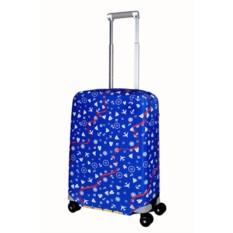 Чехол на чемодан Путешественник