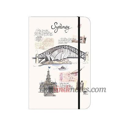 Записная книжка City Journal — Sydney от teNeues