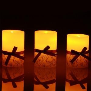 Набор светодиодных свечей (3 шт.)