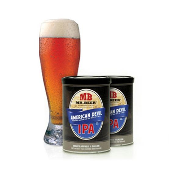 Пивная смесь Mr.Beer American Devil IPA Premium