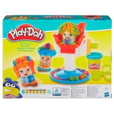 Набор для творчества Play-Doh Сумасшедшие прически