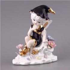 Фигурка Ангелочек в золотом сапожке Hangzhou Jinding