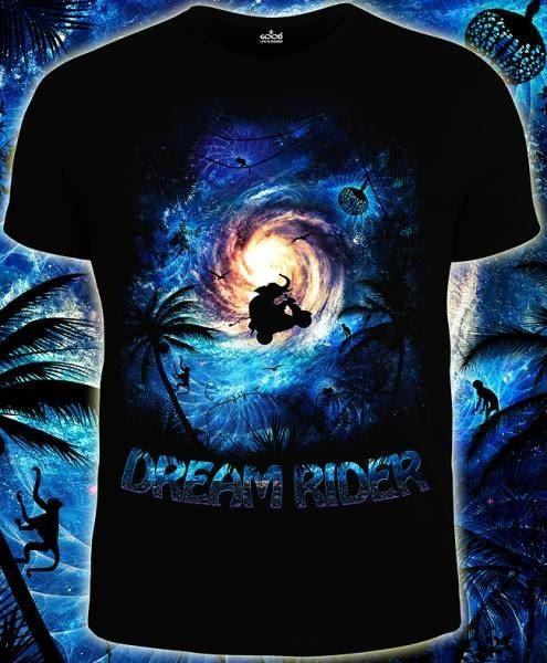Мужская футболка Dream Rider