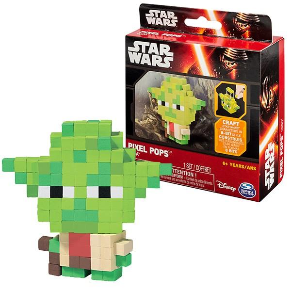 Набор Spin Master Звездные Войны Фигурки из кубиков