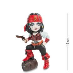 Статуэтка в стиле фэнтези Маленькая пиратка