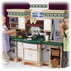 Детская кухня люкс
