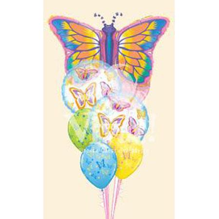 Букет из шаров «Бабочка»